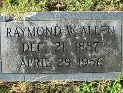 Raymond Waldo Allen
