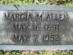 Marcia <i>Mittendorf</i> Allen