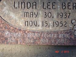 Lorean Monie <i>Felker</i> Berg