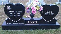 Charlotte Ann <i>Steelman</i> Adcox