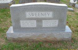 Jean <i>Todd</i> Sweeney