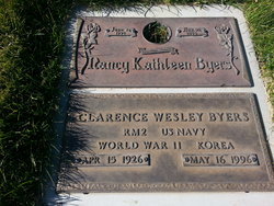 Clarence Wesley Byers