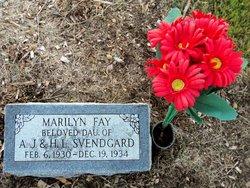 Marilyn Faye Svendgard