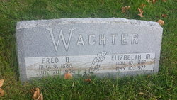 Frederich Anthony Wachter