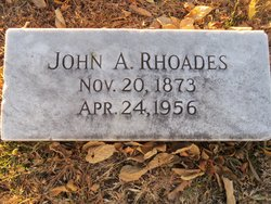 John Andrew Rhoades