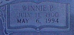 Winnie Davis <i>Prater</i> McCulloch