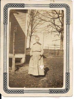 Mary Elizabeth <i>Dunnagan</i> Redden