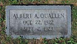 Albert A Quallen
