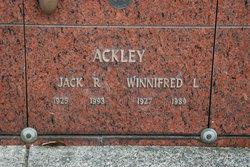 Jack Rowland Ackley