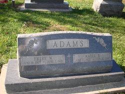 Mabel E. Adams
