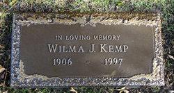 Wilma Jewel <i>McAnally</i> Kemp