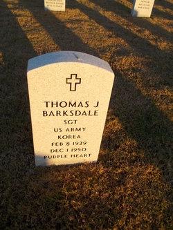 Sgt Thomas Jefferson Sugar Boy Barksdale