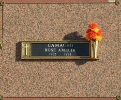 Rose Amelia Camacho
