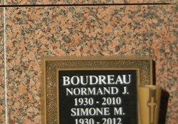 Simone M. Boudreau