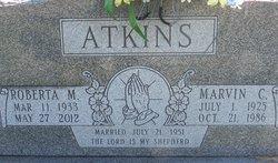 Roberta M. Atkins