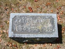 Katie E. <i>Stricker</i> Blust