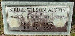 Birdie <i>Wilson</i> Austin