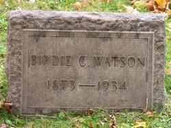 Birdie Cora Watson