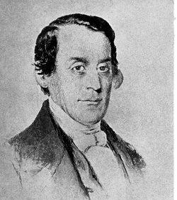 Rev Samuel Iredell Johnston