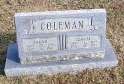 Izarah Z. Coleman