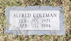 Alfred Coleman