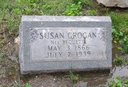 Susan <i>Bequette</i> Grogan