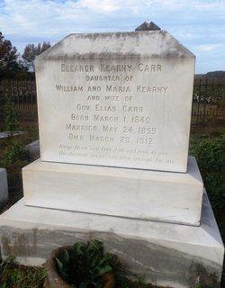 William Eleanor <i>Kearny</i> Carr