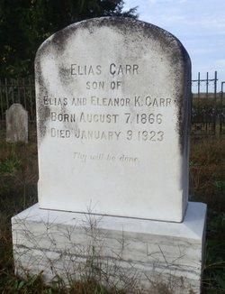 Elias Carr