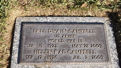Erle Dwain Campbell