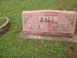 Eva M <i>Richardson</i> Ball