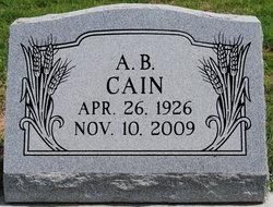 A. B. Cain