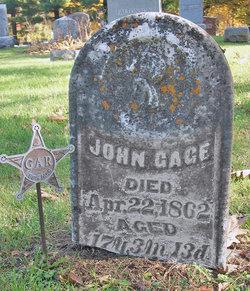 John K. Gage