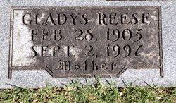 Gladys <i>Reese</i> Caldwell