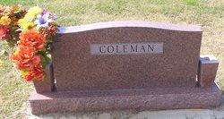 Billy Joe Coleman