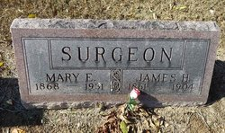 Mary Emalen <i>Hallett</i> Surgeon