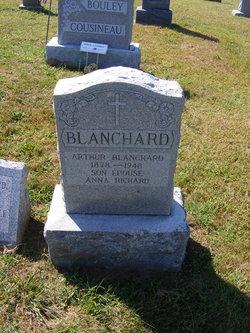 Arthur Blanchard