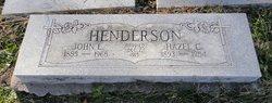 Hazel Alphia <i>Crawford</i> Henderson