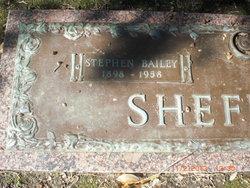 Stephen Bailey Sheffield