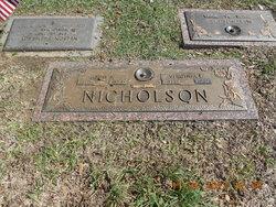 Louis Bentley Nicholson