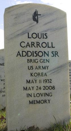 Gen Louis Carroll Addison, Sr