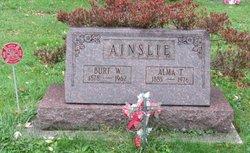Alma T Ainslie