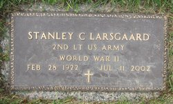 Stanley C Larsgaard