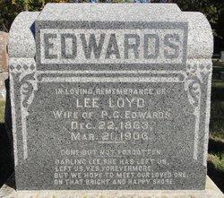 Parlee <i>Loyd</i> Edwards