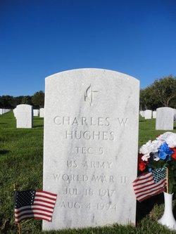 Charles W Hughes