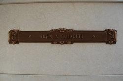John Anthony Guidetti