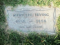 Mary Lee Irving