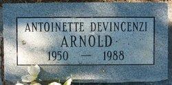 Antoinette <i>Devincenzi</i> Arnold
