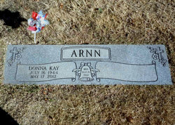 Donna K <i>Jay</i> Arnn