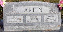 Roy Dean Arpin