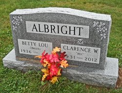 Sgt Clarence W. Bill Albright